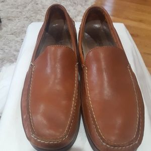 Sperry leather flats